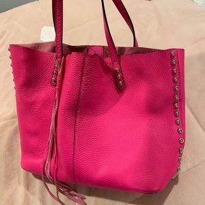 Hot pink Rebecca minkoff purse